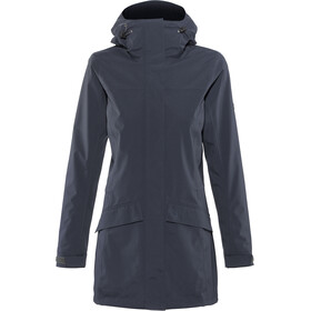 Bergans Oslo 2L Coat Women, dark navy